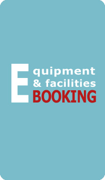 EQUIPMENT & FACILITIES BOOKING